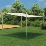 Stâlp pentru parasolar, 200 cm, oțel inoxidabil, vidaXL