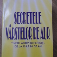 SECRETELE VARSTELOR DE AUR - PAVEL CORUT