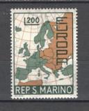 San Marino.1967 EUROPA  SS.17