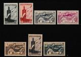 Colonii franceze, Maroc, 1939, posta aeriana, vezi descrierea, MNH, Nestampilat