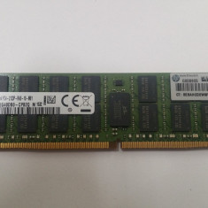 Memorie server HP 16GB DDR4 2RX4 PC4-2133P-RA0-10-MB1 752369-081 774172-801