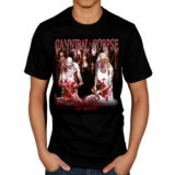 Tricou Unisex Cannibal Corpse: Butchered At Birth