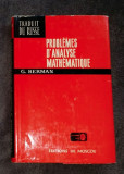 Problemes d'analyse mathematique / G. Berman