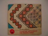 Cusaturi artizanale din Transilvania - Livia Gorea Tichindeleanu, Alta editura, 1976