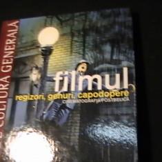 FILMUL-REGIZOPRI- GENURI- CAPODOPERE-CINEMATOGRAFIA POSTBELICA-235 PG A 4-, Alta editura