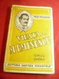 Gh.Cardas- Viata lui Mihai Eminescu - Omul si Opera- Prima Ed. 1939 Cartea Noast