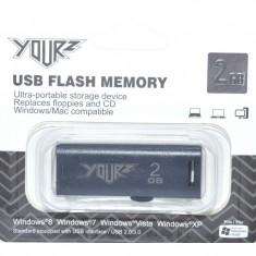 Memorie Stick USB 2GB foto