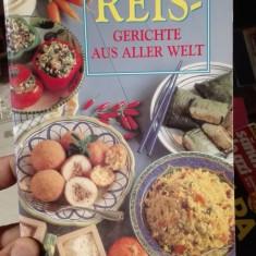 Reis – Gerichte aus aller welt – Anne Wilson