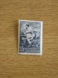 RTRNS - 50 DE ANI DE LA RASCOALELE TARANESTI DIN 1907 - AN 1957, Nestampilat