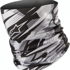 Protectie Alpinstars Blurred Neck Tube Negru/Alb marimea OS Cod Produs: MX_NEW 25020188PE