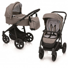 Carucior 2 in 1 Baby Design Lupo Comfort 09 Mindful Gray 2019