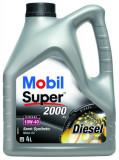 Cumpara ieftin Ulei motor Mobil M-sup (4L) SAE 10W40 ;API CF; ACEA A3; B3; MB 229.1; VW 501.01; VW 505.00