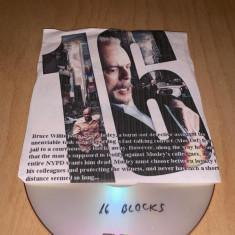 FILM DVD - 16 blocks