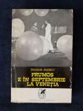 Teodor Mazilu – Frumos e in septembrie la Venetia (10 piese, cu autograf)