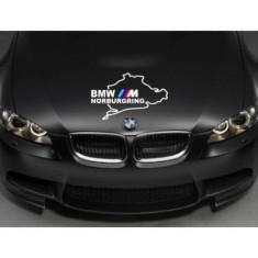 Sticker capota auto model BMW M