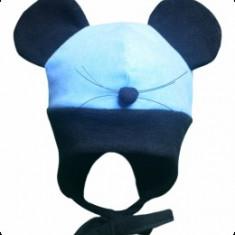 Caciula pentru baieti-Piticot C45, Albastru