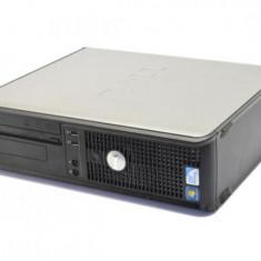 Calculator Dell Optiplex 380 Desktop, Intel Core 2 Duo E7500 2.93 GHz, 4 GB DDR3, 250 GB HDD SATA, DVD, Windows 10 Home, 3 Ani Garantie