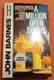A Million Open Doors. Text in lb engleza - John Barnes