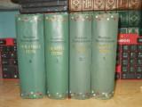MIHAIL SOLOHOV - DER STILLE DON / DONUL LINISTIT ( 4 VOL * IN GERMANA ) ,1951-54