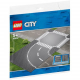 LEGO City Curba si Intersectie 60237