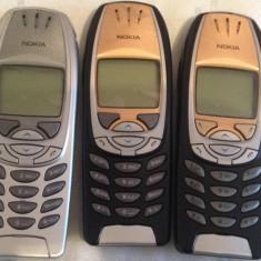 Nokia 6310i ca nou, Negru, Neblocat, NU