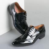 Pantofi barbati Conor negri