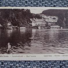AKVDE19 - Carte postala - Vedere - Baile Sovata - Lacul ursu, Circulata, Printata