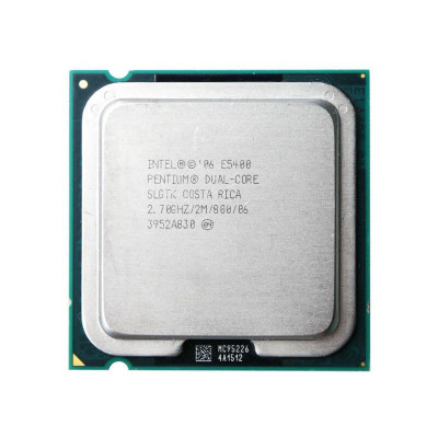 Procesor Refurbished Intel Pentium E5400, 2.70GHz, 2Mb Cache foto