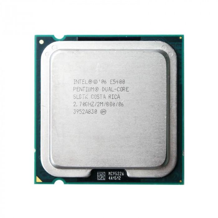 Procesor Refurbished Intel Pentium E5400, 2.70GHz, 2Mb Cache