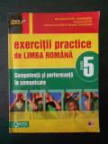 MINA-MARIA RUSU - EXERCITII PRACTICE DE LIMBA ROMANA. CLASA A 5-A (2011)