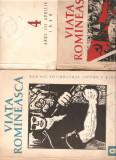 Viata romaneasca 10 reviste 1950   1961