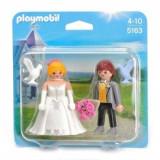 Set 2 figurine - cuplu de miri