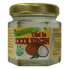Ulei de Cocos Virgin Herbavit 35ml Cod: herb01079