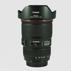 Obiectiv Canon EF 16-35mm f/4L IS USM Lens