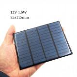Mini PANOU SOLAR fotovoltaic panouri solare CELULE FOTOVOLTAICE mici 12V 6V 5V