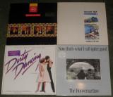vinyl/vinil Dirty Dancing 40 lei,Level 42 30 si 25 lei,Housemartins 35 si 20