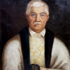 Portret de barbat, Secol 19, Anonim