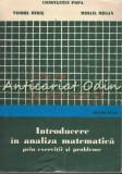 Introducere In Analiza Matematica Prin Exercitii Si Probleme - Constantin Popa