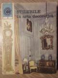 STILURILE IN ARTA DECORATIVA - NEAGA GRAUR