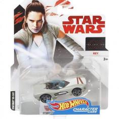 Masinuta Hot Wheelsrogue One Rey, Hot Wheels