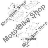 MBS Racord aerisitor rezervor KTM 125 EXC Europe 1998 #22, Cod Produs: 51030022000KT