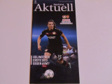 Program meci fotbal BAYER 04 LEVERKUSEN-AS MONACO(Europa League 07.12.2016)