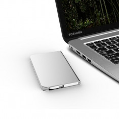Incarcator portabil - Skinny Silver | Xoopar