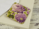 Suport pahar - Purple Floral | Creative Tops