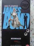 JAMES BOND MOONRAKER - IAN FLEMING