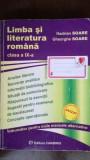 Limba si literatura romana clasa a IX-a, Clasa 9, Limba Romana