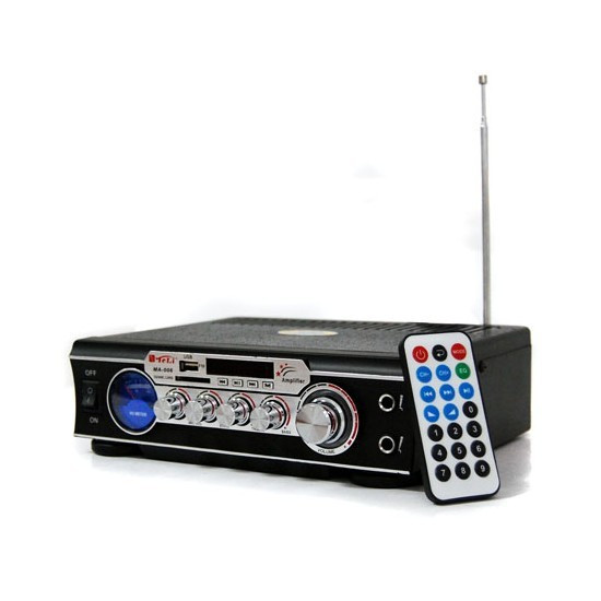 Amplificator MA-006 SD/USB Player AC/DC
