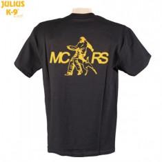 Tricou bumbac - Malinois Club - Julius K9 - 12TMCRS (Marime: S)