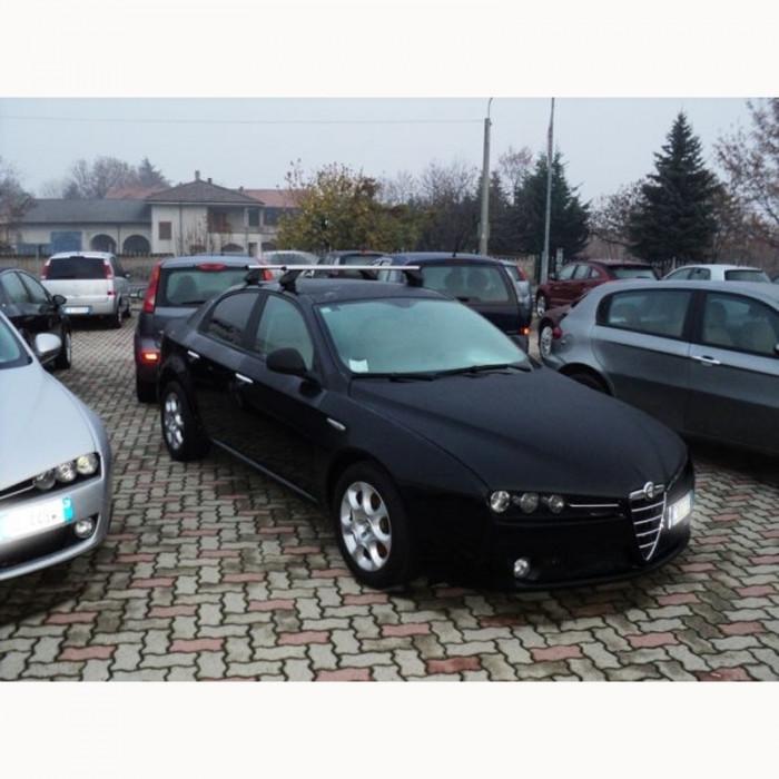 Bare portbagaj aluminiu Alfa Romeo 159