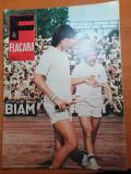Flacara 29 iulie 1972-art. fabrica tractorul brasov,statiunea amara